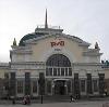 Железнодорожные вокзалы в Чистоозерном