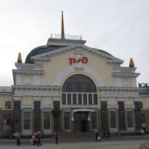 Железнодорожные вокзалы Чистоозерного